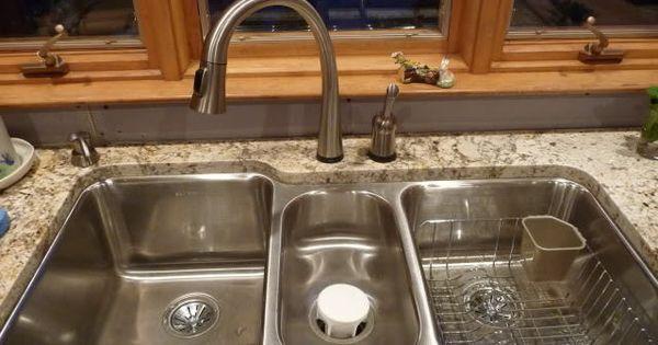 Elkay Eluh4020 Harmony Lustertone Undermount Sink
