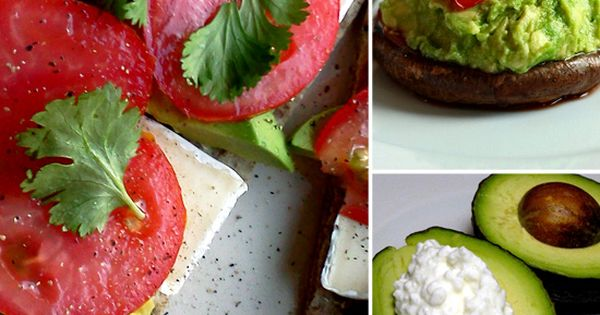 Avocado snack ideas. obsessed with healthy food food health health food