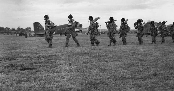 d day landings troop numbers