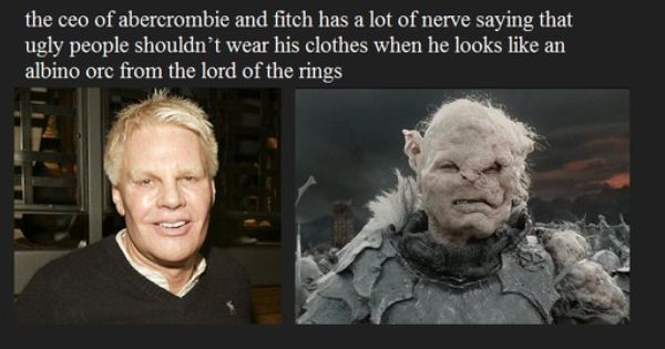 Abercrombie And Fitch Ceo