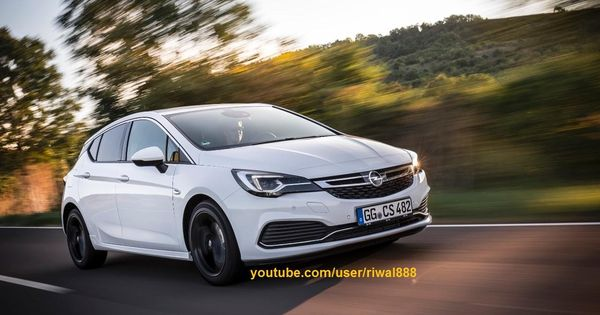 New Opel Astra K Opc Line Sport Pack Hd Opel Hot Hatch