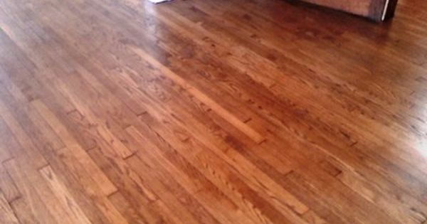 English Chestnut Stain On Red Oak Red Oak Floors Wood Floor Colors Red Oak Stain