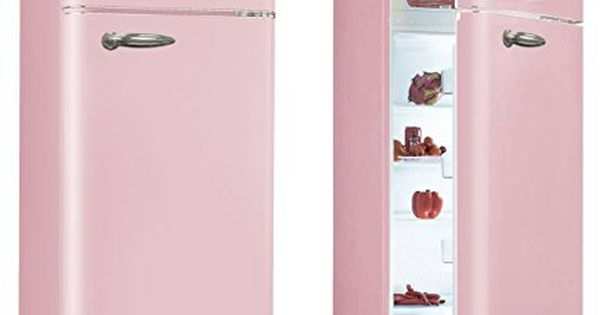 pinkkitchen schaub lorenz sl 210 sp rosa gl nzend k hlschrank retro rosa nicht pink. Black Bedroom Furniture Sets. Home Design Ideas