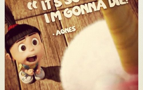 Best movie quote from Despicable Me