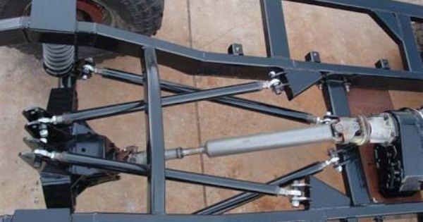 Triangulated 4 Link Suspension Geometry Google Search