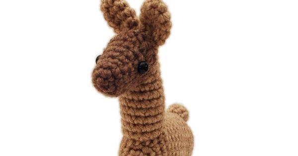 Crochet Llama Amigurumi Pattern : Crochet pattern - Llama Amigurumi pattern, Alpaca plush ...