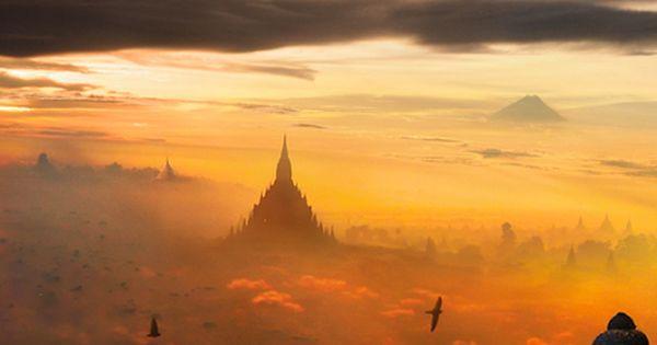 Borobudur Java, Indonesia. Oldest Buddhist monument in the world.