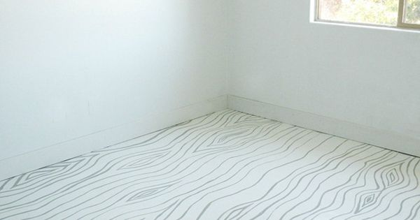 DIY Painted Concrete Floors or any painted floor