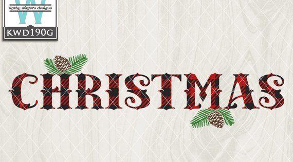 Pin On Cricuit Christmas