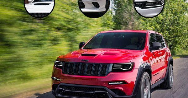 Blogmotorzone Jeep Grand Cherokee Trackhawk Este Es El Futuro