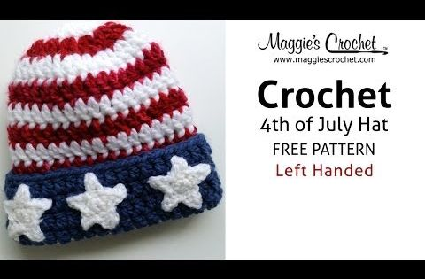 Crochet Stitches Left Handers : ... Left Handed - YouTube FREE Videos (Left Handed) - Crochet Patterns