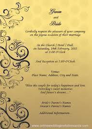 Marriage Invitation Recherche Google Hindu Wedding Invitation Cards Wedding Invitation Card Wording Marriage Invitation Card