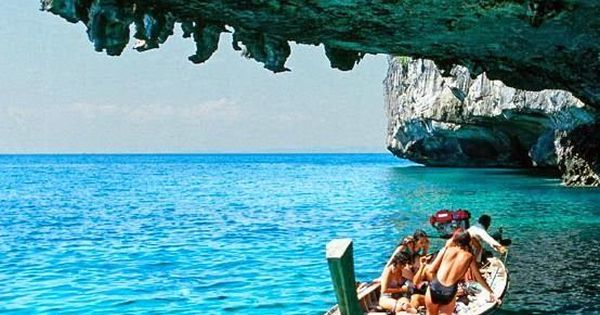 Koh Phi Phi Don, Thailand. Get the money to go to places