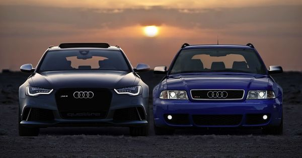 Audi Rs4 Amp Rs6 Cars Pinterest