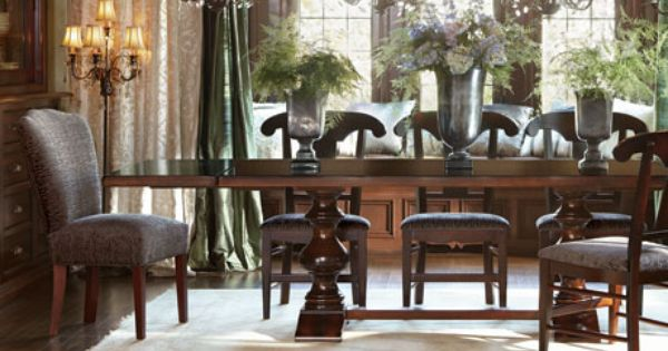Finally Found A Dining Room Table I Love Tuscany Dining