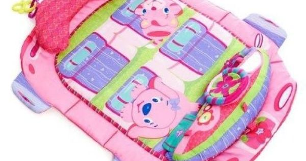 Details About Bright Starts Baby Infant Tummy Time Play