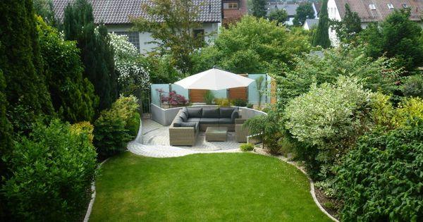 wie kann ein kleiner garten modern gestaltet werden gardens outdoor projects and garten. Black Bedroom Furniture Sets. Home Design Ideas