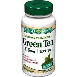 te verde en pastillas sirve para adelgazar