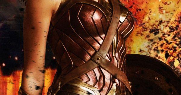 2017 Wonder Woman Movie Wallpapers: Wonder Woman (2017) HD Wallpaper From Gallsource.com