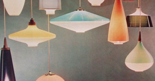 vintage lamp advertisement