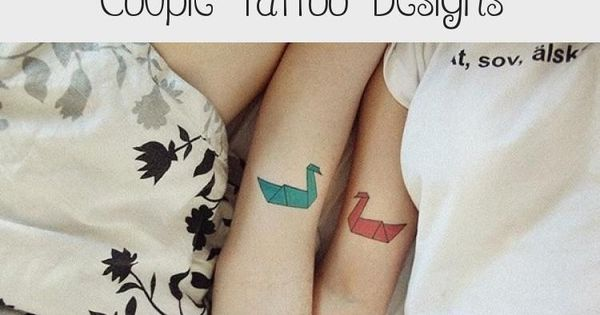 40 Unique And Matching Couple Tattoo Designs Tattoo Ideas Unique And Matching Couple Matching Couple Tattoos Couples Tattoo Designs Tattoos For Daughters