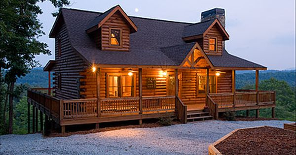 Escape to blue ridge cabin cute for small group places for Compact cottages georgia