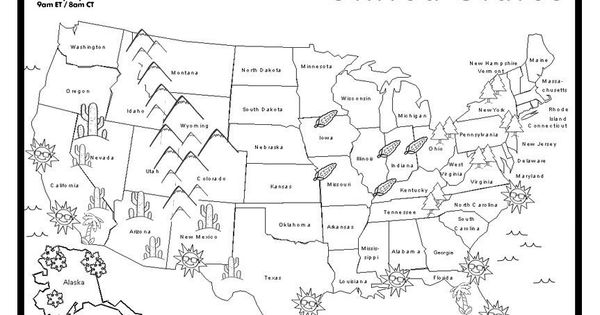 Image Result For United States Map Song