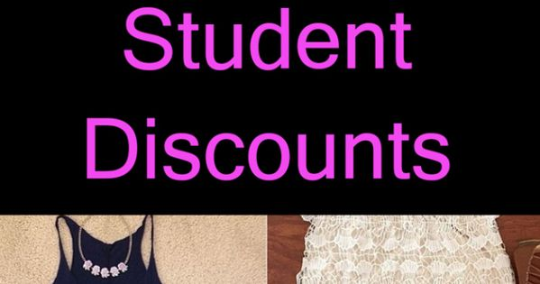 Student Discounts At Stores Best Wholesale