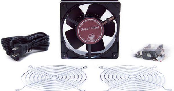 Super Quiet Fan Air Movement Fan Fireplace Accessories It Cast
