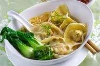 Resep Mie Wonton Kuah Dan Cara Membuat Bacaresepdulu Com Resep Resep Sup Resep Masakan Asia Makanan