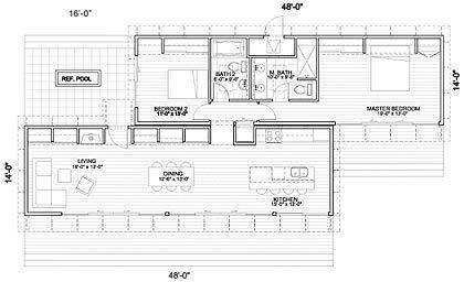 Prefab Homes Prefab Mkglidehouse Busyboo Container House Plans Modular Home Plans House Plans