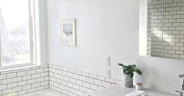 Before after a modern bathroom for a 1905 farmhouse design sponge home inspiration - Design sponge bathrooms ...