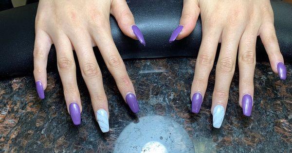 Regal Nail Of Woodburn 42 Photos 12 Reviews Nail Salons Elegant Nails Nail Salon Gel Manicure