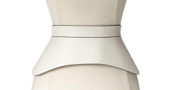 Bcbgmaxazria Zip Corset Waist Belt 6pm Com Bcbg Belts Corset