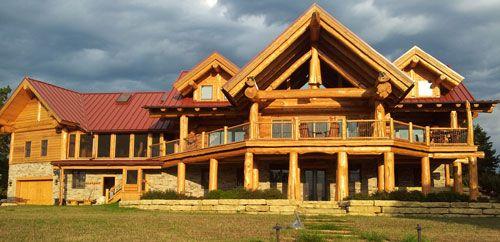 3000 4500 Sqft Log Home And Log Cabin Floor Plans Pioneer Log Homes Of Bc Log Home Floor Plans Log Cabin Floor Plans Mansion Floor Plan