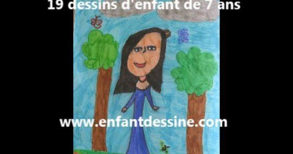 19 Dessins D Enfant De 7 Ans Dessin Enfant Dessin D Enfant Dessin