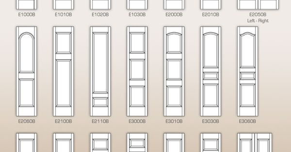Medium Density Fiberboard Grades ~ Custom paint grade interior doors by for builders