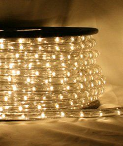 Cbconcept 120vlr65ft Ww 120v 2 Wire 1 2 Inch Led Rope Light 65 Feet Warm White Details Can Be Found At Led Rope Lights