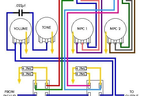 Electra MPC wiring diagram More at http www