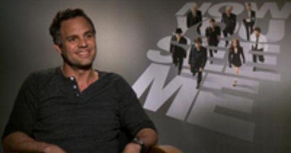 Avengers 2 Mark Ruffalo Interview Video Dailymotion Mark Ruffalo Avengers 2 Avengers