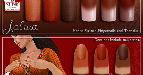 Henna Stained Nails Cuticles Henna Nails Henna Stain Stained Nails