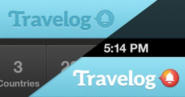 Status For Notifications Mobile App Inspiration Navigation Bar Navigation