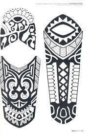Resultado De Imagem Para Tattoo Maori Na Perna Desenho Tatuagem
