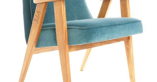 Fauteuil 366 jozef chierowski 366 concept slavia vintage for Le pere du meuble furniture