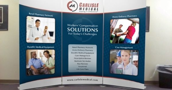 Trade Show Booth Hs Code : Carlisle medical trade show booth booths