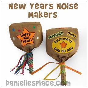 New Year S Crafts And Learning Activities For Children Bible Crafts For Kids Children S Church Crafts New Year S Crafts