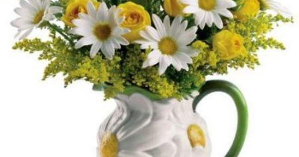 English Garden Flowers Raleigh Nc: Darling Daisy Bouquet From Florist In Raleigh, NC