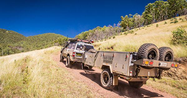 Black Series Campers And Caravans With Images Touring Caravan