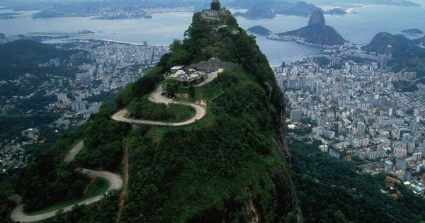 BRAZIL - somewhere I'd love to visit, what a beautiful place, with