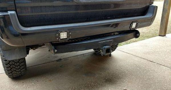 3rd Gen 4runner With Auxiliary Led Backup Lights Installed Full Install Instructions At Website 4runner 4runner Mods Toyota 4runner Trd
